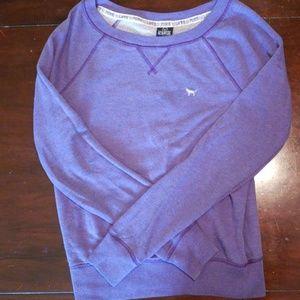 Vs-pink sweatshirt
